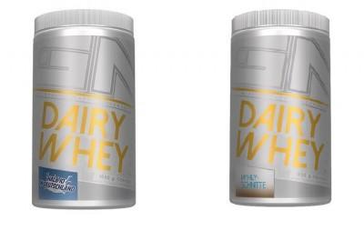 GN Laboratories Dairy Whey Premium 1000g Konzentrat mit 40% Isolat!