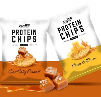 GOT7 High Protein Chips Beutel 50g neueste Sorten!