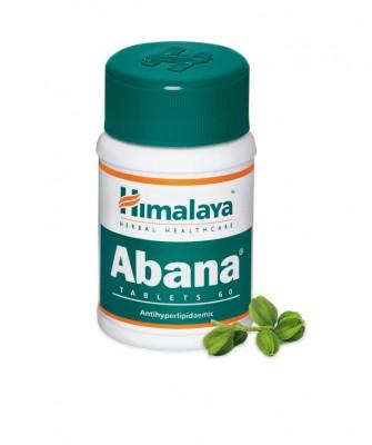 Himalaya Abana 60 Tabs, vegan, Blutfette Herzgesundheit