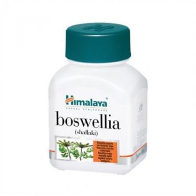 Himalaya Boswellia 60 Kapseln, indischer Weihrauch, antiendzündlich