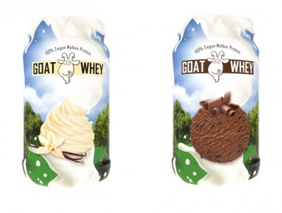 LSP Goat Whey Dose 600g Pulver