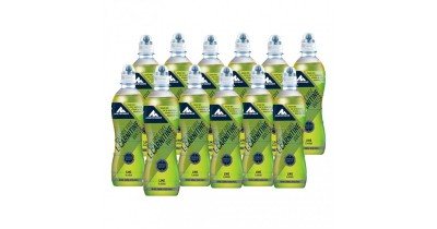 Multipower Calorie free L-Carnitine Water 12x 500ml MHD! Lime, inkl. Pfand!