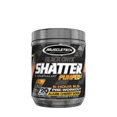 MuscleTech Black Onyx Shatter Pumped 8, 166g Pre-workout