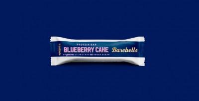 Barebells Protein Bar 55g Riegel Blueberry Cake!