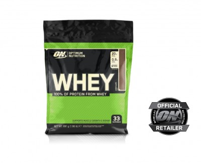Optimum Nutrition Whey 891g Beutel 100% Whey