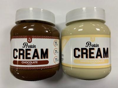 Näno Protein Cream 400g Protein-Schoko-Aufstrich, 0 Zucker! Chocolate