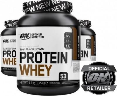 Optimum Nutrition Protein Whey Dose 1,7kg Pulver