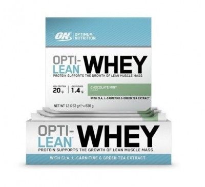 Optimum Nutrition Opti-Lean Whey Riegel 53g