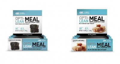 Optimum Nutrition Opti-Lean Meal Replacement Riegel 60g