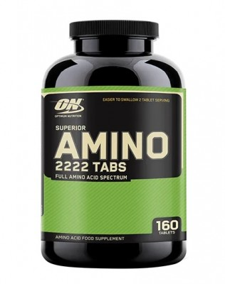 Optimum Nutrition Superior Amino Tabs 2222 160 Tabletten