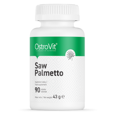 OstroVit Saw Palmetto 90 Tabletten, Sägepalme