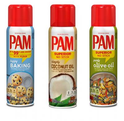 Pamcookingspray PAM Cooking Spray 141g, verschiedene Sorten!