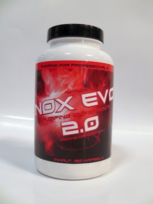 Nutriline NOX EVO 2.0 180 Kapseln
