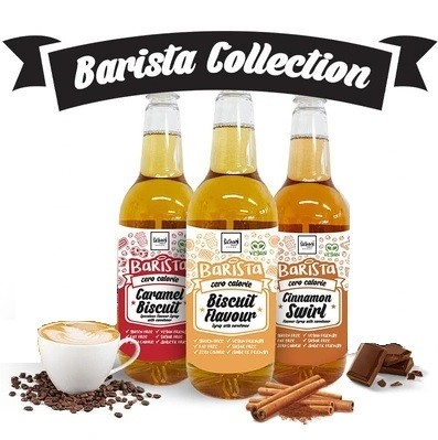 Skinny Food Barista 0 Calorie Coffee Syrup 1000ml