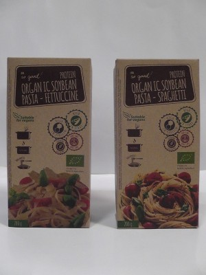 So Good Organic Bio Soybean Protein Pasta Beutel 200g