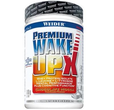 Premium WakeUp X 600g Vanille Chai Latte und Schoko Mocca! MHD 05/2019!