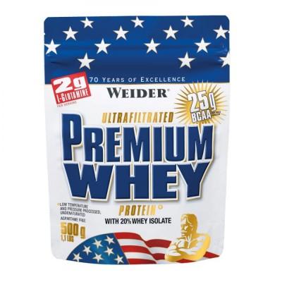 Weider Premium Whey 500g Beutel, Pulver