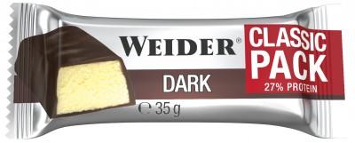 Weider Classic Pack Dark 35g Riegel, der ewig beliebte Klassiker!
