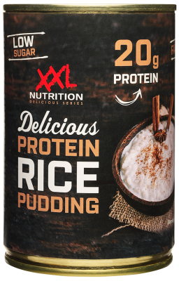 XXL Nutrition Delicious Protein Rice Pudding 400g Dose, Protein Milchreis
