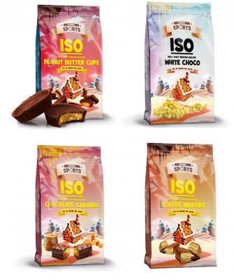 Yummy Sports ISO 100% Whey Protein Isolate 907g, 90% Protein!