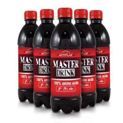 ActivLab MASTER Drink 500 ml Flasche, EAA Drink mit 9g! EAA's