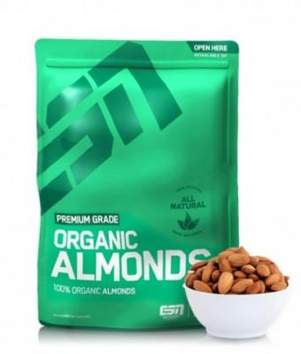ESN Bio Organic Mandeln Almonds Beutel 500g