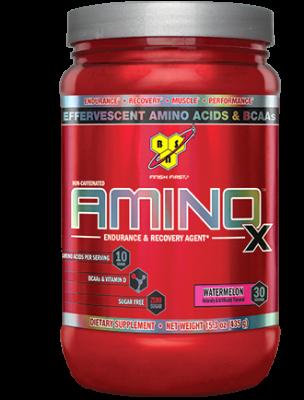 BSN AMINO X Dose 435g Pulver NEUE GESCHMÄCKER