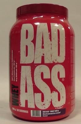 Bad Ass Whey Dose 908g Pulver