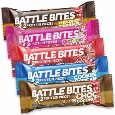 Battleoats Battle Bites 62g (2x31g) 33% Protein