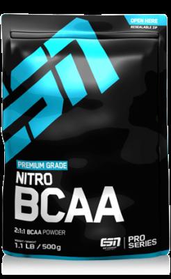 ESN Nitro BCAA Powder Beutel 500g Pulver