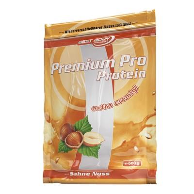 Best Body Nutrition Premium Pro Zip-Beutel 500g Pulver