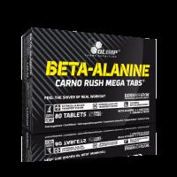 Olimp BETA-ALANINE CARNO RUSH MEGA TABS Blister 80 Tabletten