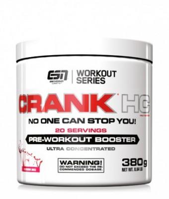 ESN Crank HC Pre-Workout Booster Dose 380g Pulver