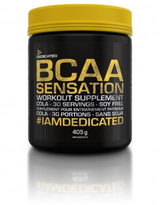 Dedicated BCAA Sensation 345g mit Citrullin!