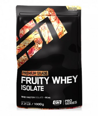 ESN Fruity Whey Isolate 1000g Pulver