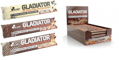 Olimp Gladiator 60g Riegel