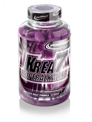 IronMaxx Krea7 Superalkaline Dose 180 Tabletten