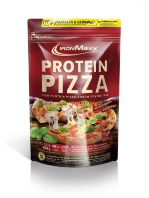 IronMaxx Protein Pizza 500g Backmischung