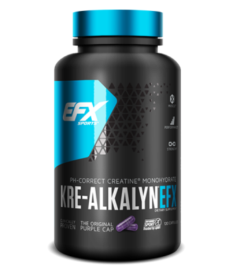 EFX KRE-ALKALYN® 120 Kapseln, The Original