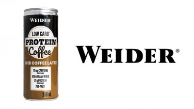 Weider Protein Coffee Iced Coffee Latte 250ml Dose