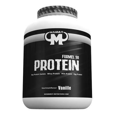 Mammut Nutrition Formel 90 Protein Dose 3000g Pulver
