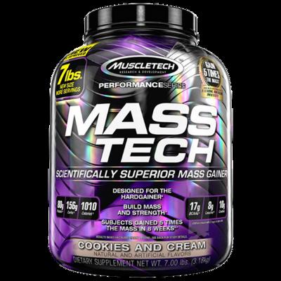 MuscleTech Mass Tech 3180g Dose Mass Gainer