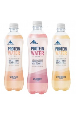 Multipower Protein Water 500ml inkl. Pfand