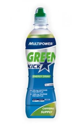 Multipower Green Kick 500ml inkl. Pfand