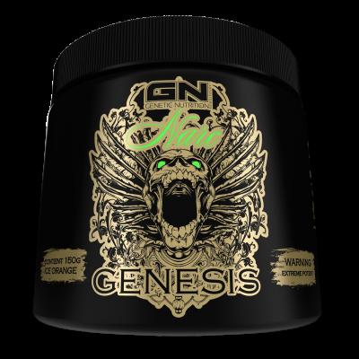 GN Laboratories Narc Genesis Ice Orange Dose 150g Pulver