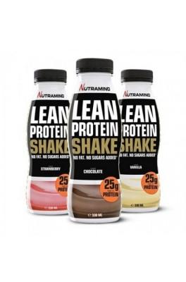 Nutramino Lean Protein Shake 330ml Flasche