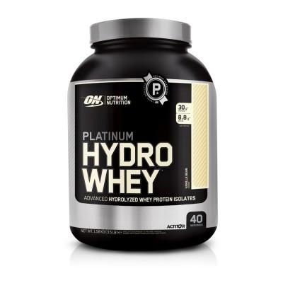Optimum Nutrition Platinum Hydrowhey Dose 1600g Pulver