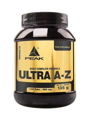 Peak Ultra A-Z Dose 150 Tabletten