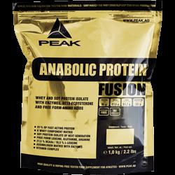 Peak Anabolic Protein Fusion Standbeutel 1000g Pulver