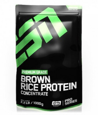 ESN Brown Rice Reis Protein Concentrate Standbeutel 1000g Pulver